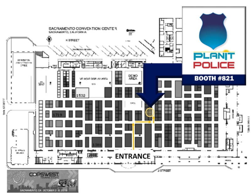 cops west floorplan
